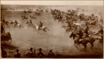Photo of Cherokee Strip Land Run